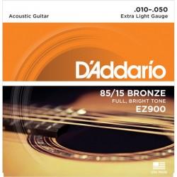 D'ADDARIO - guitare Folk - EZ900