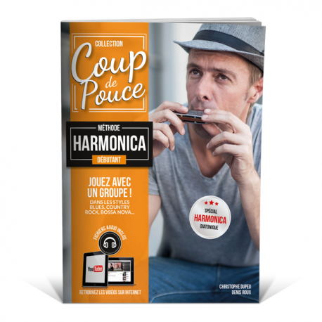 Coup de pouce harmonica