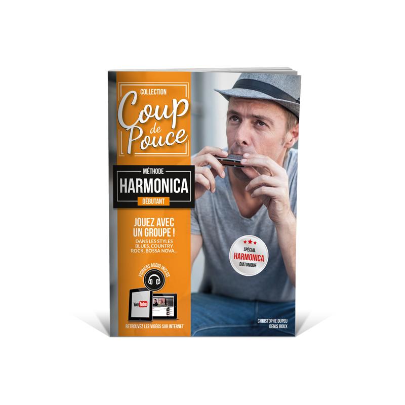 Coup de pouce harmonica ditions coup de pouce - Coup de pouce montpellier ...