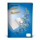Cahier de musique 12 portées - Cahier de musique A4 standard