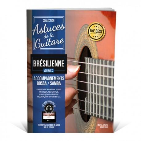 Astuces de la guitare brésilienne vol.2 - Standards brésiliens