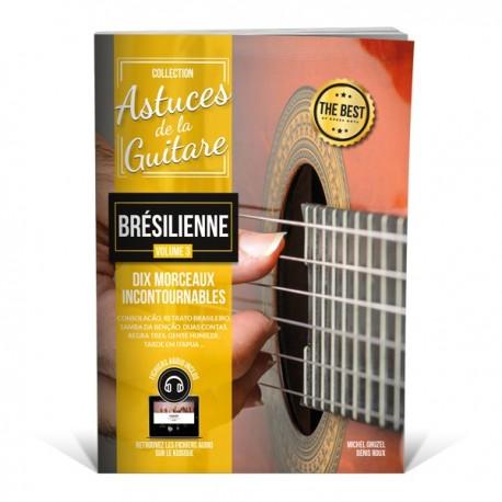 Astuces de la guitare brésilienne vol.3 - Les Maîtres de la guitare brésilienne