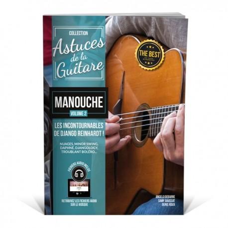 Astuces de la guitare manouche vol.2 - Spécial Django Reinhardt !