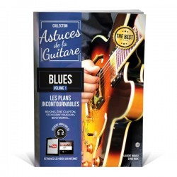 Astuces de la guitare blues vol.1 - Techniques du Blues Guitare