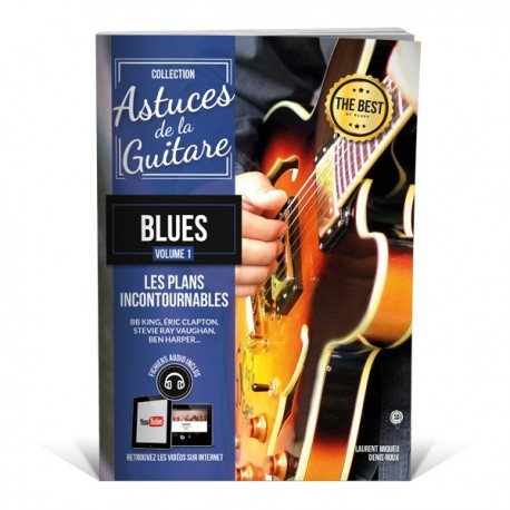 Astuces de la guitare blues vol1