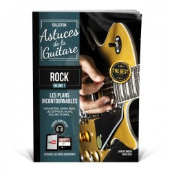 Astuces de la guitare Rock - Méthode de guitare Rock