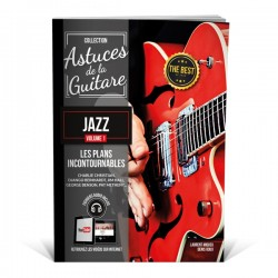 Astuces de la guitare jazz - Les secrets de la guitare Jazz !