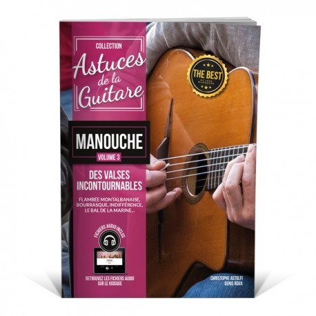 Astuces de la guitare manouche vol.3 - Les valses swing !