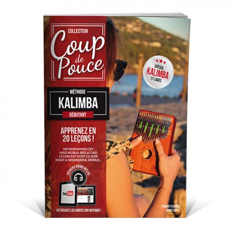 Coup de pouce Kalimba - Méthode de Kalimba unique en France