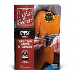 "Gypsy Guitar ""The Secrets"" vol 1"