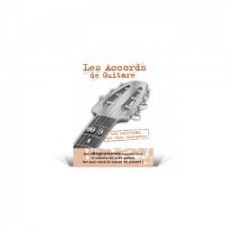 Mini dictionnaire d'accords guitare - Format de poche