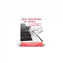 Mini dictionnaire d'accords piano