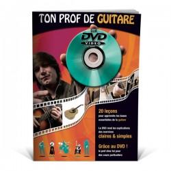 Ton Prof de guitare acoustique sur DVD