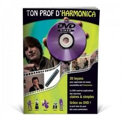 Ton Prof d'harmonica sur DVD