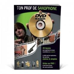 Ton prof de saxophone sur DVD