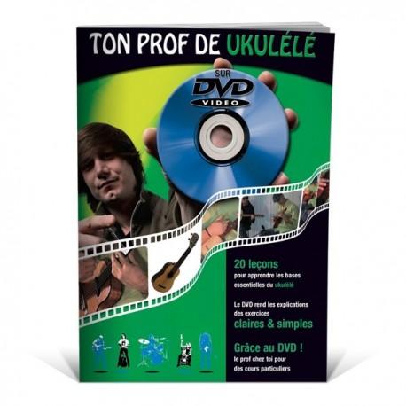 Ton prof de ukulélé sur DVD