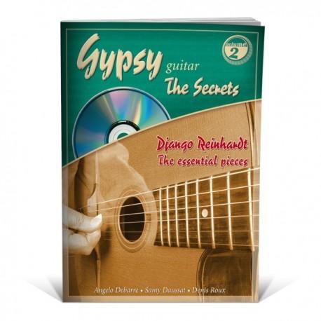 """Gypsy Guitar """"The Secrets"""" vol.2"""