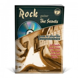 "Rock Guitar ""The Secrets"""