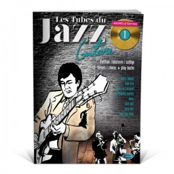 Les Tubes du jazz guitare vol.1 - Grille d'accords et tablatures