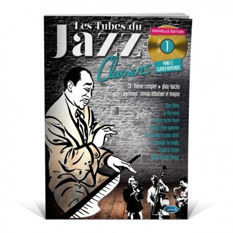 Les tubes du jazz claviers vol.1
