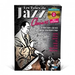Les tubes du jazz claviers vol.2 - Standards du Jazz au piano