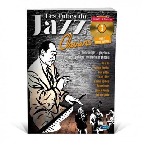 Les tubes du jazz claviers vol.3