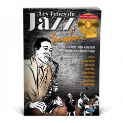 Les tubes du jazz saxophone vol.3