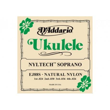 D'ADDARIO - Ukulélé Soprano