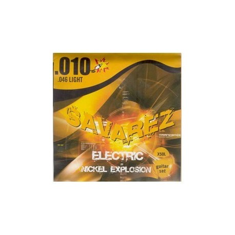 Savarez Electric - jeu guitare électrique