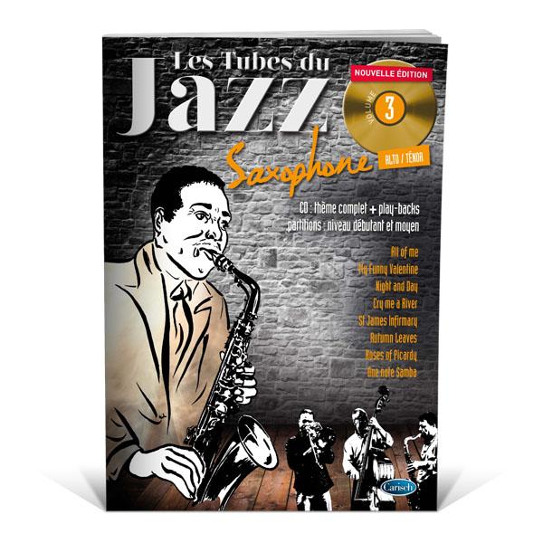 Tubes du jazz saxophone vol 3