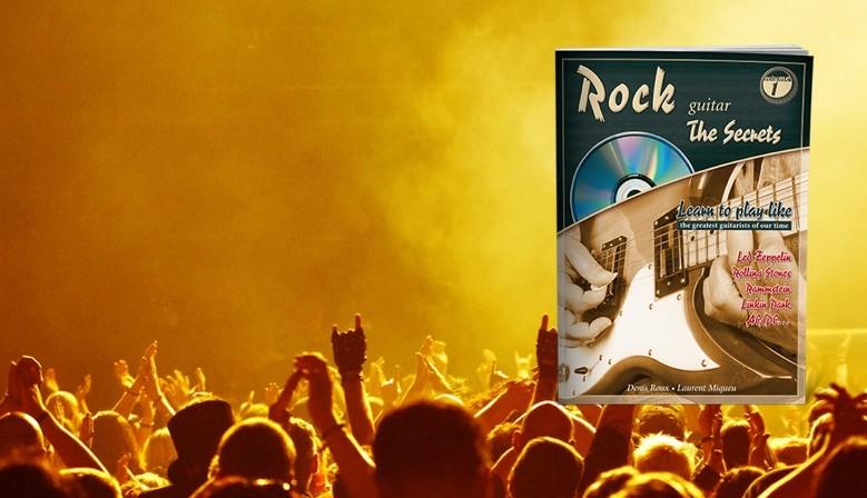 Rock Guitar the secret