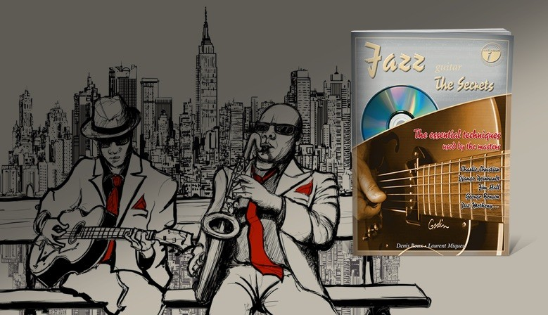 Jazz Guitare the secrets