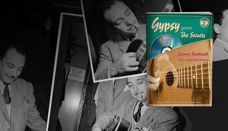 Gypse Guitare the secrets vol 2